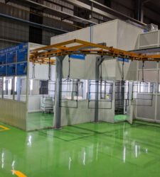 DIP PT & Powder Coating Line – Minda Industries – Pune