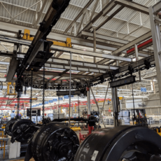 I beam Conveyor – Tata Motors Lucknow